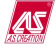 AS CREATION Tapet